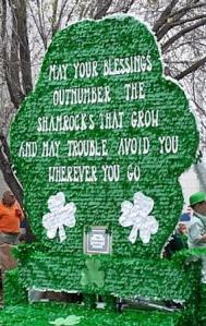 St. Patrick's Day in Savannah